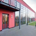 Tanzhaus Bothe Außenbereich